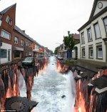 Grafiti seni yang amat Menakjubkan!